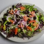 Simple Salad - V, VG, GF
